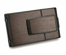 Polaroid SX-70 Black Body - Wenge Wood Replacement Cover