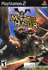 Monster Hunter PS2 New PlayStation2, Playstation 2