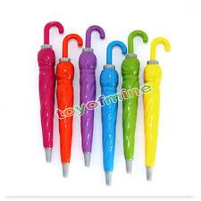 Mignon Stylo à Bille Roller Parapluie Papeterie Créative Encre Cadeau Enfant