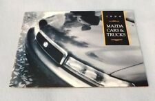 1994 Mazda Cars and trucks brochure dealership