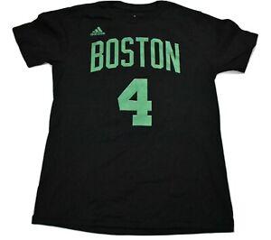 adidas NBA Youth Boys Boston Celtics Isaiah Thomas Shirt LOOK M (10-12)