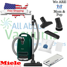 Miele Alize C3 Complete PowerLine Canister Vacuum Cleaner - New!