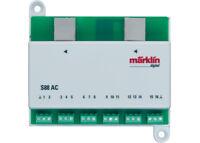 Märklin H0 60881 Rückmeldemodul Decoder s 88 - NEU + OVP