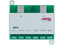 MÄRKLIN H0 60881 Modulo de aviso Decoder S 88 -NUEVO+emb.orig