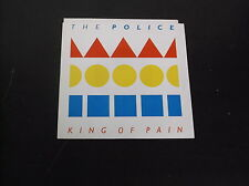 "1983 THE POLICE ORIGINAL 45 RPM KING OF PAIN SOMEONE TO TALK TO  7"" A & M"