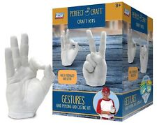 Keepsake Hands Casting Kit For Couples Wedding Mom Baby Molding Hand Mold Craft