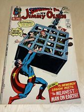 SUPERMAN'S PAL JIMMY OLSEN #148 VG/VG+ Condition DC COMICS 52pages