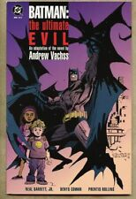 GN/TPB Batman The Ultimate Evil Book 1 1995 vf+ 8.5 Andrew Vachss