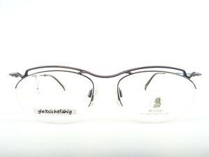 NEOSTYLE Metal Version Glasses Frames Coloured Fetzig Without Unterborder Size M