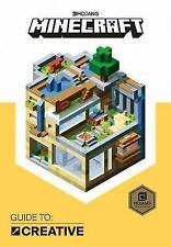 Minecraft Guide to Creative: An Official Minecraft Book From Mojang by Mojang AB