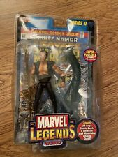 Marvel Legends NAMOR THE SUB MARINER Series II (2) FANTASTIC FOUR ToyBiz NEW