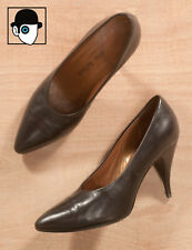 'STEPHANE KÉLIAN' 60s STILETTO HEELED PUMPS / SHOES - UK 4 - EUR 37 - (Q)