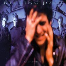 "KILLING JOKE ""NIGHT TIME"" CD REMASTERED NEUWARE"