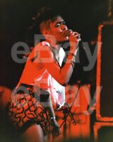 Bow Wow Wow (New Wave Punk Group) Annabella Lwin 10x8 Photo