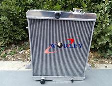 FOR TRIUMPH TR4a Aluminum Radiator 1965-1967 1966 65 66 67