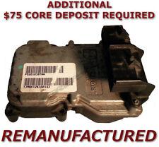 REMAN 2001 Dodge Durango AWAL ABS Pump Control Module P52010397AH AB AG EXCHANGE
