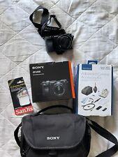 Sony Alpha A6400 24.2MP Digital Camera - Black (with 16-50mm Lens Kit)