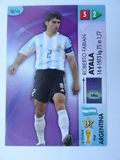 Panini FIFA World CUP 2006 GOAAAL! Football Card No16- Roberto Ayala - Argentina