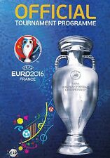 Programm | 2016 | UEFA EURO | France | English Edition