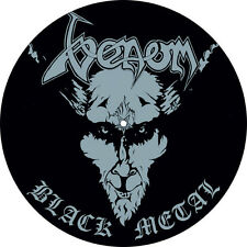 Venom - Black Metal LP - Picture Disc - NEW COPY - Record Store Day RSD 2016