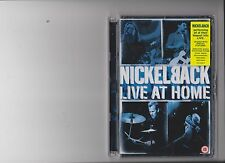 NICKELBACK LIVE AT HOME DVD MUSIC CONCERT 2002