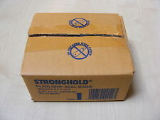 BOX 1000 SMALL PLASTIC POLYTHENE GRIP SEAL RESEALABLE POLY BAGS 2.25 x 2.25 in.
