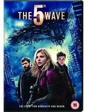 The 5th Wave [DVD] [2016] [DVD][Region 2]