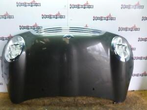 MINI ONE / COOPER  BONNET IN GREY WITH GRILLE AND HEADLIGHTS 2002 - 2005