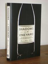SHADOWS IN THE VINEYARD  -  Maximillian Potter  -  Hardcover