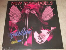 NEW YORK DOLLS - BUTTERFLYIN'  - NEW - LP RECORD - COLOURED VINYL