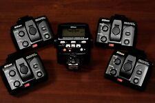 Nikon R1C1 Macro Flash // SU-800 // 4x SB-R200 Flash // Accessories