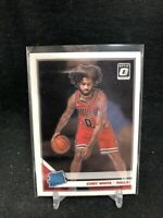 2019-20 Panini Donruss Optic Coby White RC Bulls Rated Rookie #180 Rookie AE04
