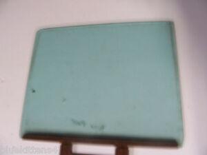 1960 CHEVY BEL AIR RIGHT FRONT DOOR WINDOW GLASS 4 DOOR OEM USED LESABRE IMPALA