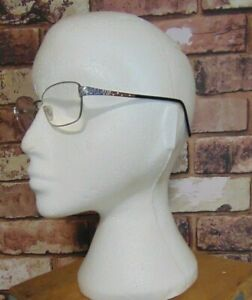 AURORA LAPIS by TWIGGY eyeglasses glasses frame - silver and blue