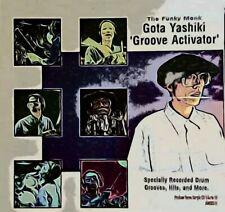 AMG - Gota Yashiki Groove Activator Sample Library   RARE Drum Loops & Samples