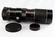 Hanimex Auto Tele-Zoom 4.5/90-230 mm in 42 mm screw mount