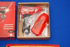 """NEW Snap-On Red 3/8"""" Drive Air Impact Wrench MG325 w/Boot & Muffler SHIPS FREE"""