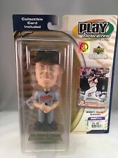 CAL RIPKEN JR. BALTIMORE ORIOLES VINTAGE 2001 UPPER DECK PLAYMAKERS BOBBLEHEAD