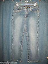 No Boundaries Stretch Jeans Juniors 13 85% Cotton 10 inch rise Good condition