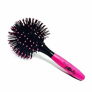 Miss Pouty 8 in 1 360° 3D Hair Brush Comb Blow Dry Wet Detangle Body Volume