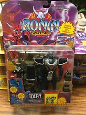 Ronin Warriors Talpa 1995 Factory Sealed RARE
