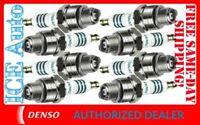 8 PACK of DENSO Platinum Titanium TT Spark Plugs Pre-Gapped More PKH20TT 4506