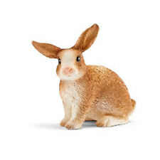 Schleich – Rabbit * Mammal Animal Toy Figure NEW model # 13827 (small size)