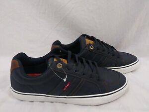 Levi's Men's Size 10 Comfort Blue Synthetic Sneaker Shoes