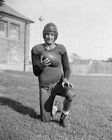 1937 Washington Redskins SAMMY BAUGH Vintage 8x10 Photo RC NFL Football Print