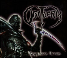 OBITUARY-XECUTIONER'S RETURN-CD-death-doom-metal-venom-celtic frost-executioner
