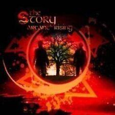 The Story Arcane Rising CD NEW SEALED 2007 Folk Forest