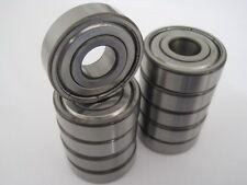 10 Stück URB Rillenkugellager 6302-2Z ZZ 15x42x13 mm