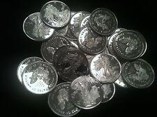 5 Pz. 999 Monete D'argento Argento Silver Eagle Liberty Lady Metalli Preziosi