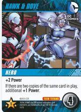 HAWK & DOVE DC Comics Deck Building Game TEEN TITANS card